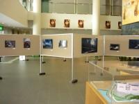 アイルトン・セナ写真展in三重県立図書館
