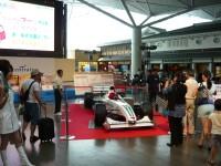 鈴鹿F1日本グランプリ開催PRイベントinセントレア