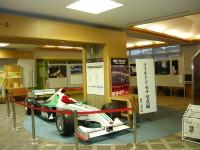アイルトン・セナ写真展in三重県庁