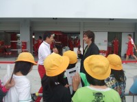 講師の松田次生選手