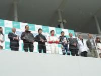 『モータースポーツ顕彰』表彰式