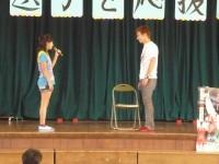 竹谷小学校トークショー