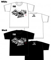 『INDY JAPAN オフィシャル墨イラストTシャツ』