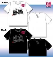『墨ぐらんぷりTシャツ』