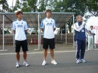 FC鈴鹿ランポーレ様挨拶